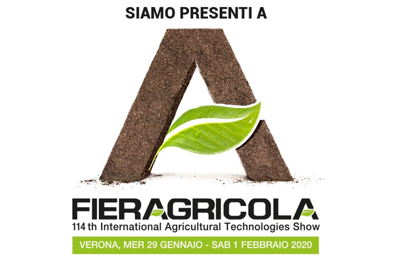 Fieragricola – Verona, 29 Gennaio, 1 Febbraio 2020